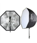 اکتا باکس چتری 120 سانتی متر گودگس Godox 120cm Portable Octa Umbrella Softbox for Speedlight